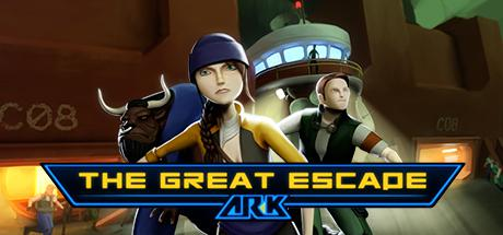 Titelbild AR-K 2: The Great Escape