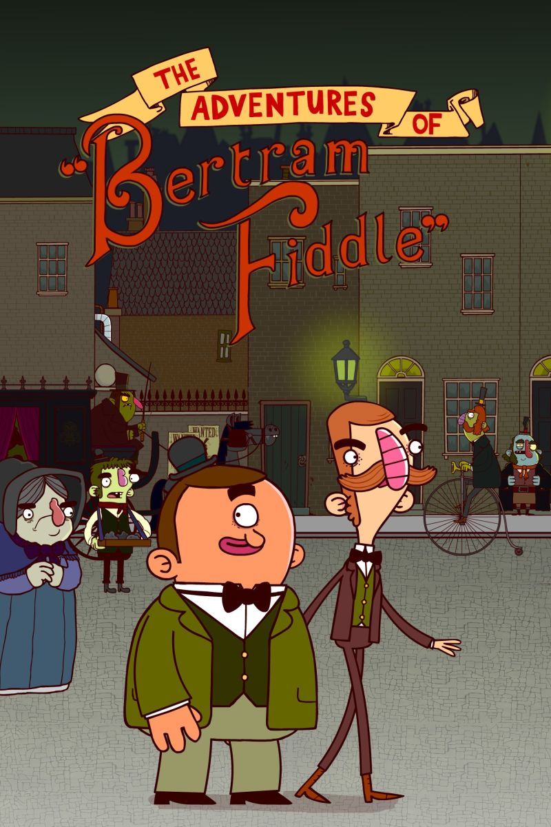 Titelbild Adventures of Bertram Fiddle Episode 1&2