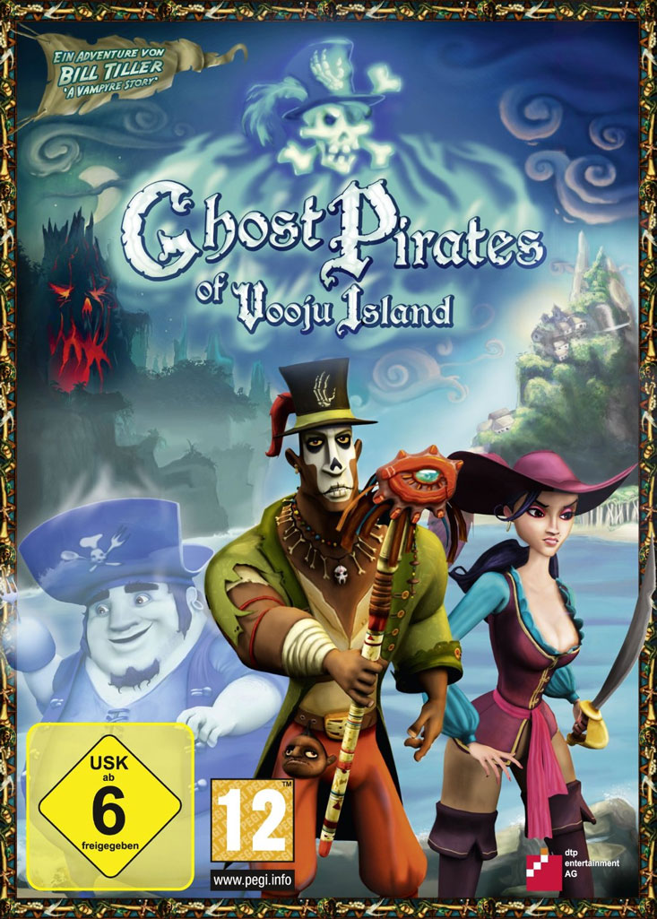 Titelbild Ghost Pirates of Vooju Island