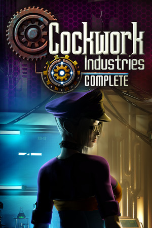 Titelbild Cockwork Industries Complete